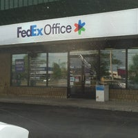 Photo taken at FedEx Office Print & Ship Center by Ella on 6/18/2012