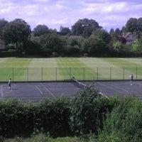 Photo taken at Trinity Hall, Wychfield Site by Faisal F. on 7/28/2012