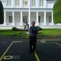 Photo taken at Istana Negara by Etto B. on 7/26/2012