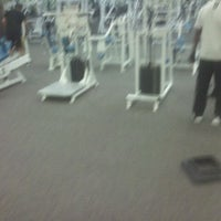 Photo taken at LA Fitness by Deejay on 3/21/2012