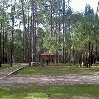 Photo taken at Parque Ecoturístico Rancho Nuevo by Lucy M. on 8/15/2012