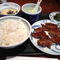 Photo taken at ねぎし 靖国通り店 by Jun K. on 7/7/2012