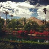 Photo taken at Renaissance Indian Wells Resort & Spa by Reyn H. on 9/2/2012