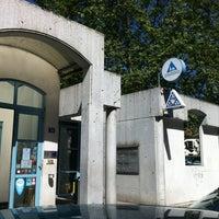Photo taken at Geneva Hostel by Moira W. on 6/14/2012