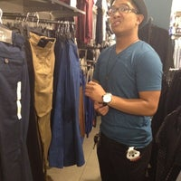 Photo taken at H&M by Johnny on 6/25/2012