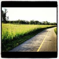 Photo taken at Fish Creek Park - Glennfield by Devender K. on 8/14/2012