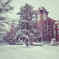 Photo taken at Saint Anselm College by Cory T. on 3/12/2012