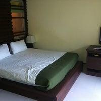 Photo taken at Lanta Pura Beach Resort by Antoine F. on 4/19/2012