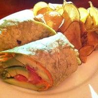 Photo taken at Hugo's Restaurant by Liz V. on 4/2/2012