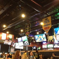 Photo taken at Buffalo Wild Wings by Diana L. on 5/4/2012