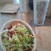 Photo taken at Chipotle Mexican Grill by Regina on 4/19/2012