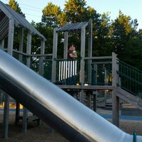 Photo taken at Wallingford Playfield by Becky A. on 8/3/2012