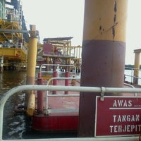 Photo taken at CPA Total E&P Indonesie by Muhammad R. on 3/3/2012
