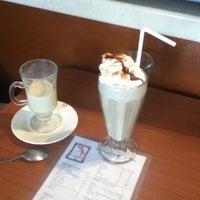 Photo taken at La Libélula Café by Alejandro on 8/28/2012