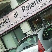 Photo taken at Dolci di Palermo by Pamela on 5/13/2012