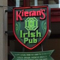 Photo taken at Kieran's Irish Pub by Alan W. on 3/10/2012