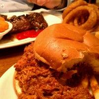 Photo taken at Palmer Place Restaurant & Biergarten by Estevan M. on 4/12/2012