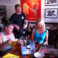 Photo taken at Pizzetta by Kristi D. on 7/20/2012