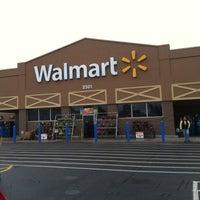 Photo taken at Walmart by Adrienne W. on 6/9/2012