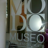 Photo taken at Museo MODO by Denise G. on 6/16/2012