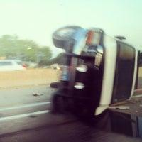 Photo taken at U.S. Highway 75 (US-75) by Jordan O. on 8/11/2012