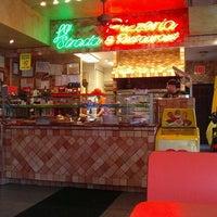 Photo taken at La Strada Pizzeria & Restaurant by Tiffany P. on 5/21/2012