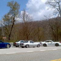 Photo taken at Team Redline Palace ~ Lake Chatuge, N.C. by Ryan J. on 4/3/2012