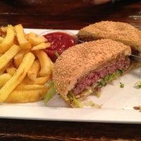 Photo taken at Burger Bar by Giuseppe A. on 4/9/2012