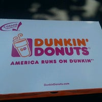 Photo taken at Dunkin' Donuts by Ricky B. on 5/28/2012
