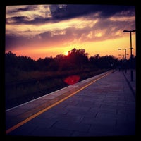 Photo taken at Solihull Railway Station (SOL) by Dave M. on 7/25/2012