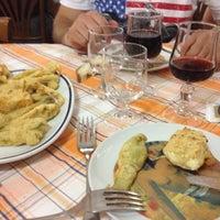 Photo taken at Al Vecchio Aratro by Nikoleta R. on 6/9/2012