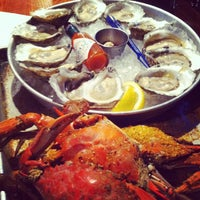 Photo taken at Ryleigh's Oyster by Brian S. on 6/20/2012