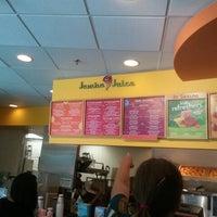 Photo taken at Jamba Juice by Cheree H. on 8/17/2012