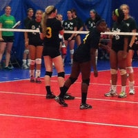 Photo taken at Great Lakes Volleyball Center by David L. on 7/11/2012