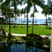 Photo taken at Marriott's Ko Olina Beach Club by Niki R. on 8/25/2012
