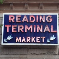 Photo taken at Reading Terminal Market by Jennifer K. on 9/1/2012