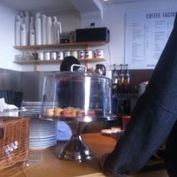 Photo taken at Coffee Factory by Rasmus J. on 3/29/2012