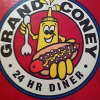 Photo taken at The Grand Coney by Alex C. on 3/2/2012