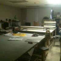 Photo taken at DCL Graphics Dept. by Ryan L. on 5/11/2012