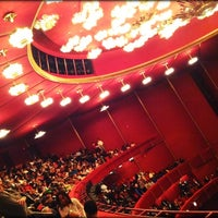 Photo taken at Kennedy Center Opera House by Serrita R. on 2/8/2012