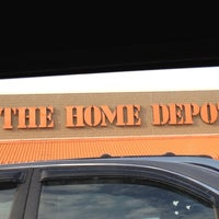 Photo taken at The Home Depot by Nicholas D. on 3/6/2012