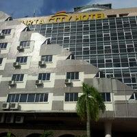 Photo taken at Suria City Hotel Johor Bahru by Yusmizar Y. on 3/6/2012