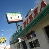 Photo taken at Bronx Pizza by Pierce L. on 6/13/2012