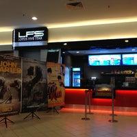 Photo taken at LFS Cinemas by Zoul D. on 3/24/2012