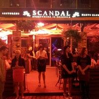 Photo taken at Scandal by Maris L. on 6/29/2012