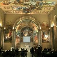 Photo taken at Igreja São Pelegrino by Jackeline S. on 6/2/2012