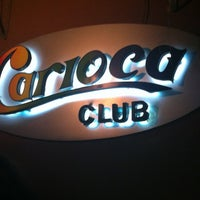 Photo taken at Carioca Club by Bruno P. on 4/17/2012