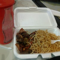 Photo taken at Northwoods Mall Food Court by Ashlei M. on 7/24/2012