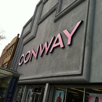 Photo taken at Conway by Derrick Y. on 3/24/2012