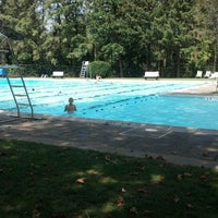Photo taken at Lower macungie township pool by John A. S. on 9/1/2012